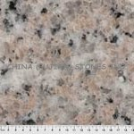 granite table, granite Sesame Pink