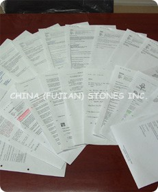 china stone, Testimonials from our clients